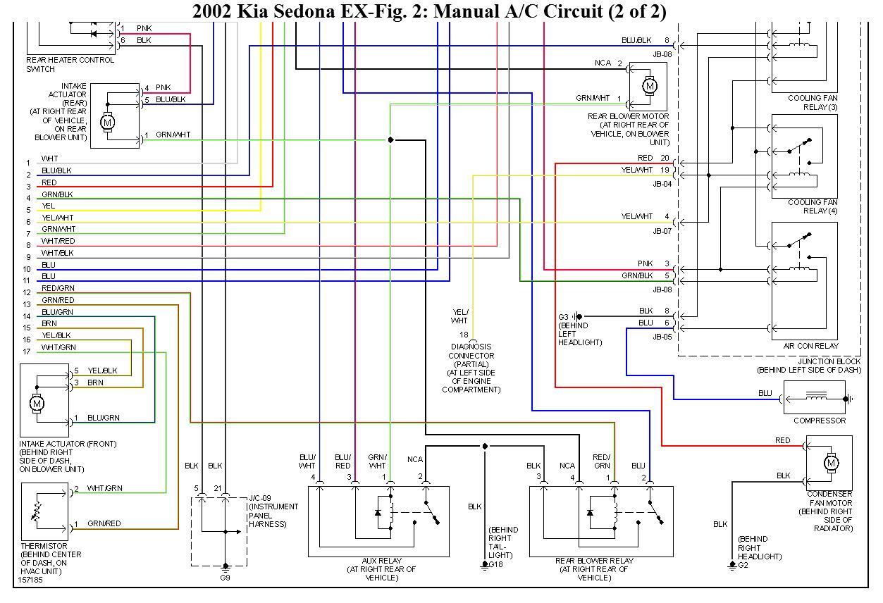 9e5c0 2002 kia sportage ac wiring diagram | wiring library  wiring library