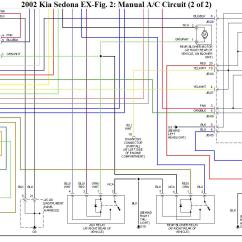 Kia Picanto 2009 Radio Wiring Diagram 4 Pin Relay Spotlight Front A C Air Heat Does Not Work How Can Get It To