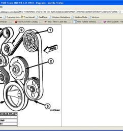 2011 dodge ram 2500 serpentine belt diagram [ 1280 x 770 Pixel ]