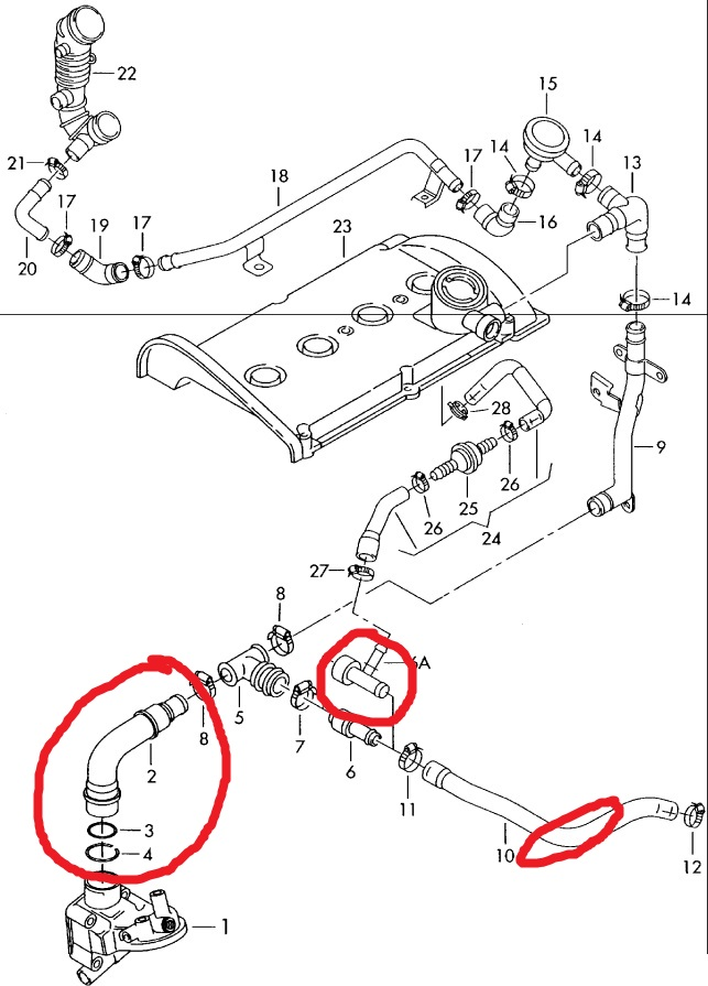 Vw 1 8t Vacuum Diagram. Diagrams. Auto Fuse Box Diagram