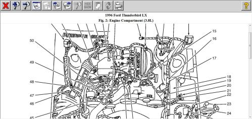 small resolution of 95 ford thunderbird engine diagram wiring diagram user 1996 ford thunderbird engine diagram wiring diagram expert