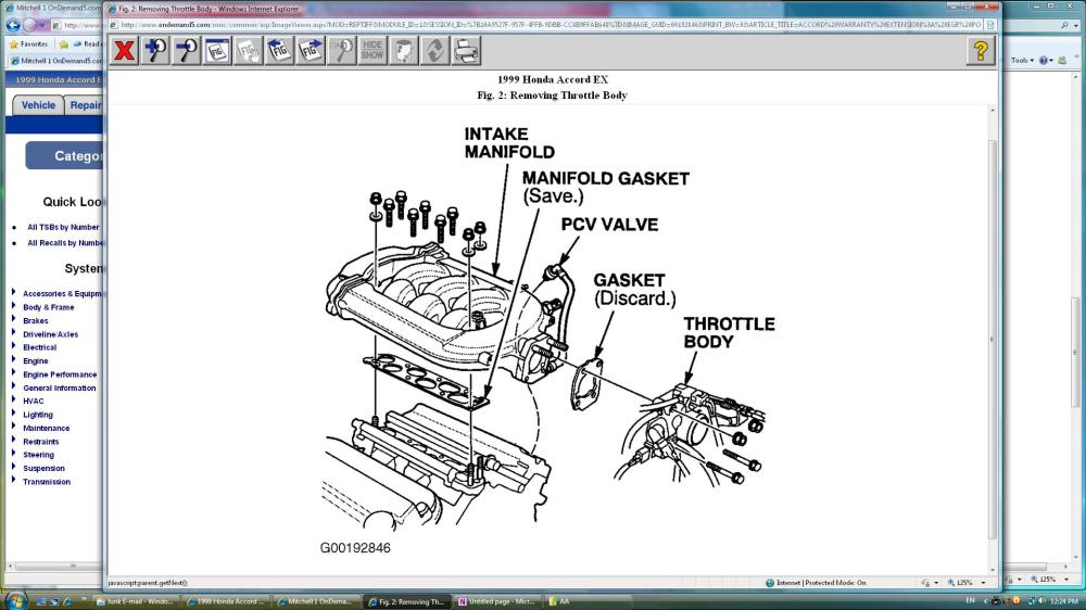 medium resolution of 1999 honda accord upper intake manifold diagram engine1999 accord engine diagram 15
