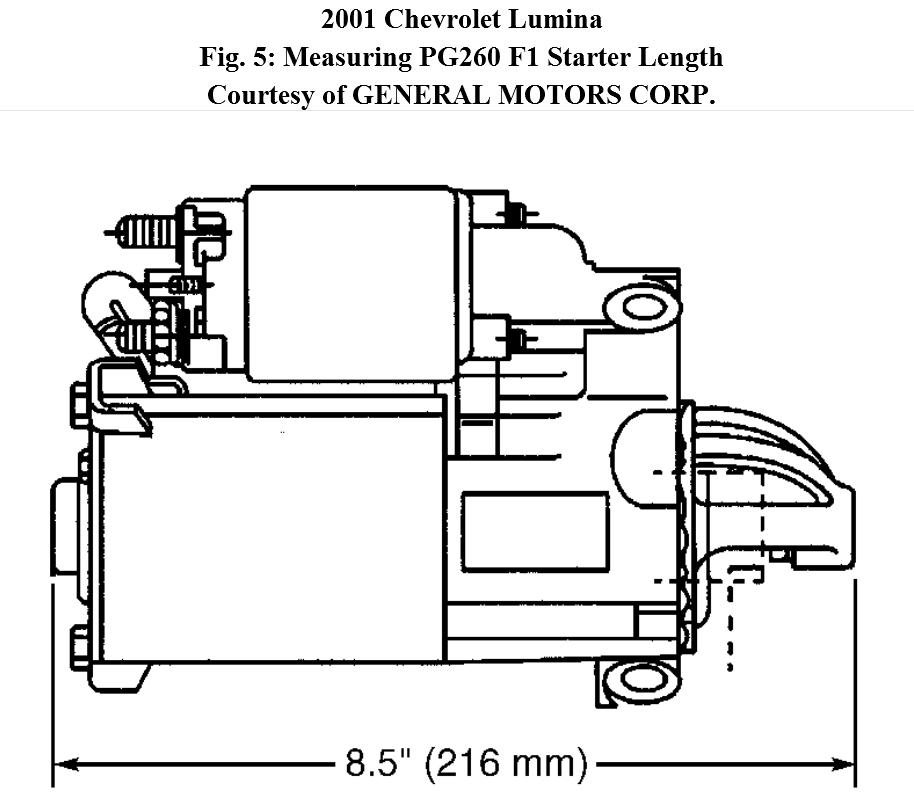 91 Lumina Wiring Diagram Chevy Where Is The Starter