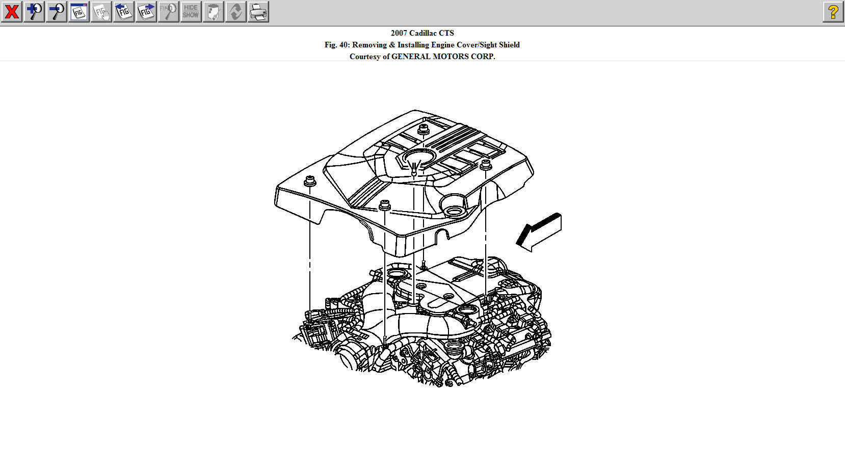 2003 cadillac cts engine diagram wiggers tutorial diagrams wiring library