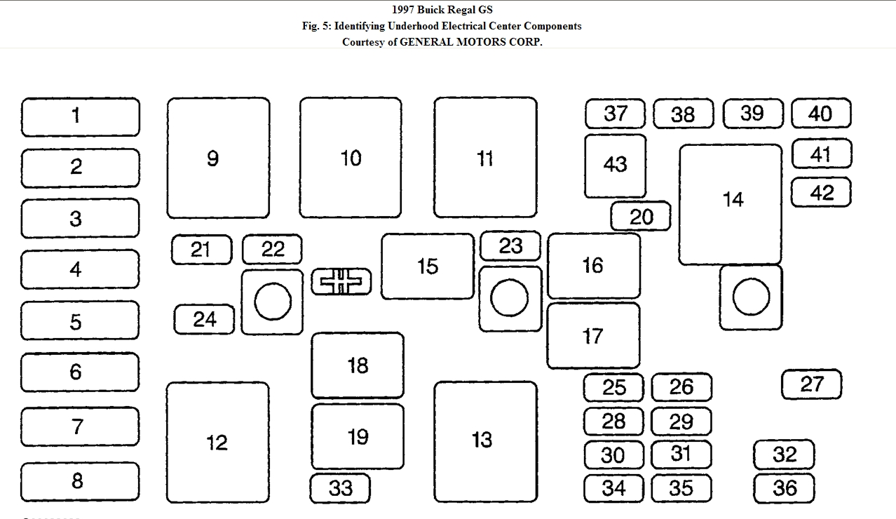 2011 Buick Regal How Many Fuse Box : 34 Wiring Diagram