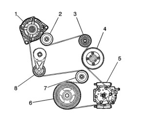 Serpentine Belt Diagrams Please: Hello, I Need a Diagrams