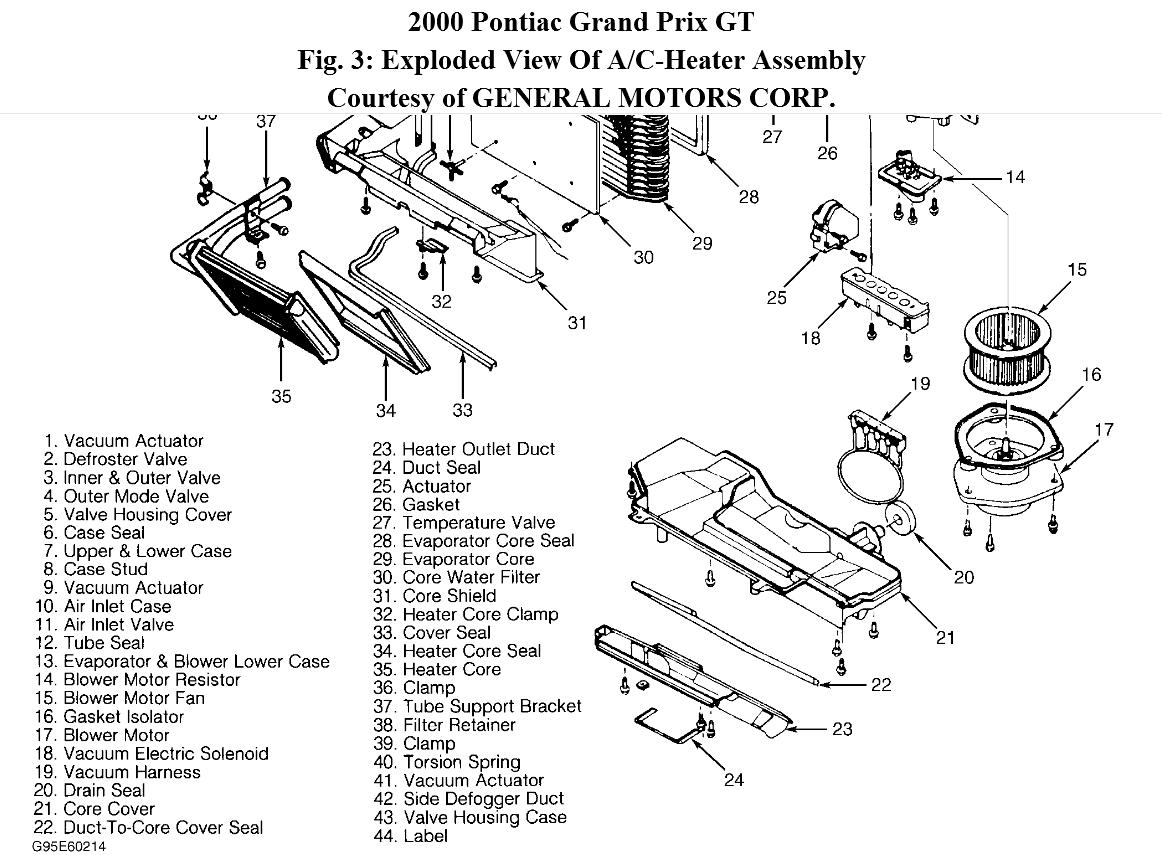 [DIAGRAM] Wiring Diagram 2004 Pontiac Grand Prix FULL