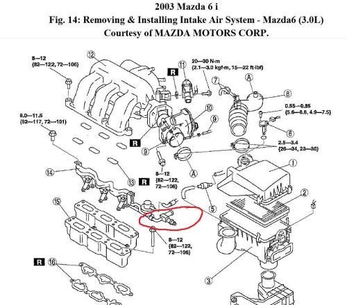 small resolution of engine diagram for mazda 6 v6 3 0 dohc data diagram schematic 2004 mazda 6 3