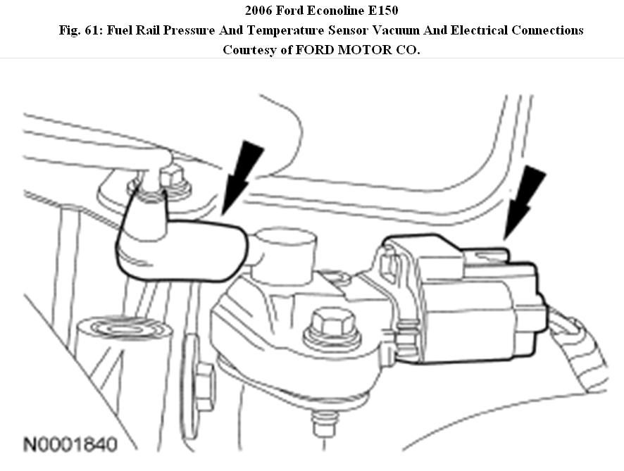 Lack of Acceleration: My Ford E150 Engine Was Washed and