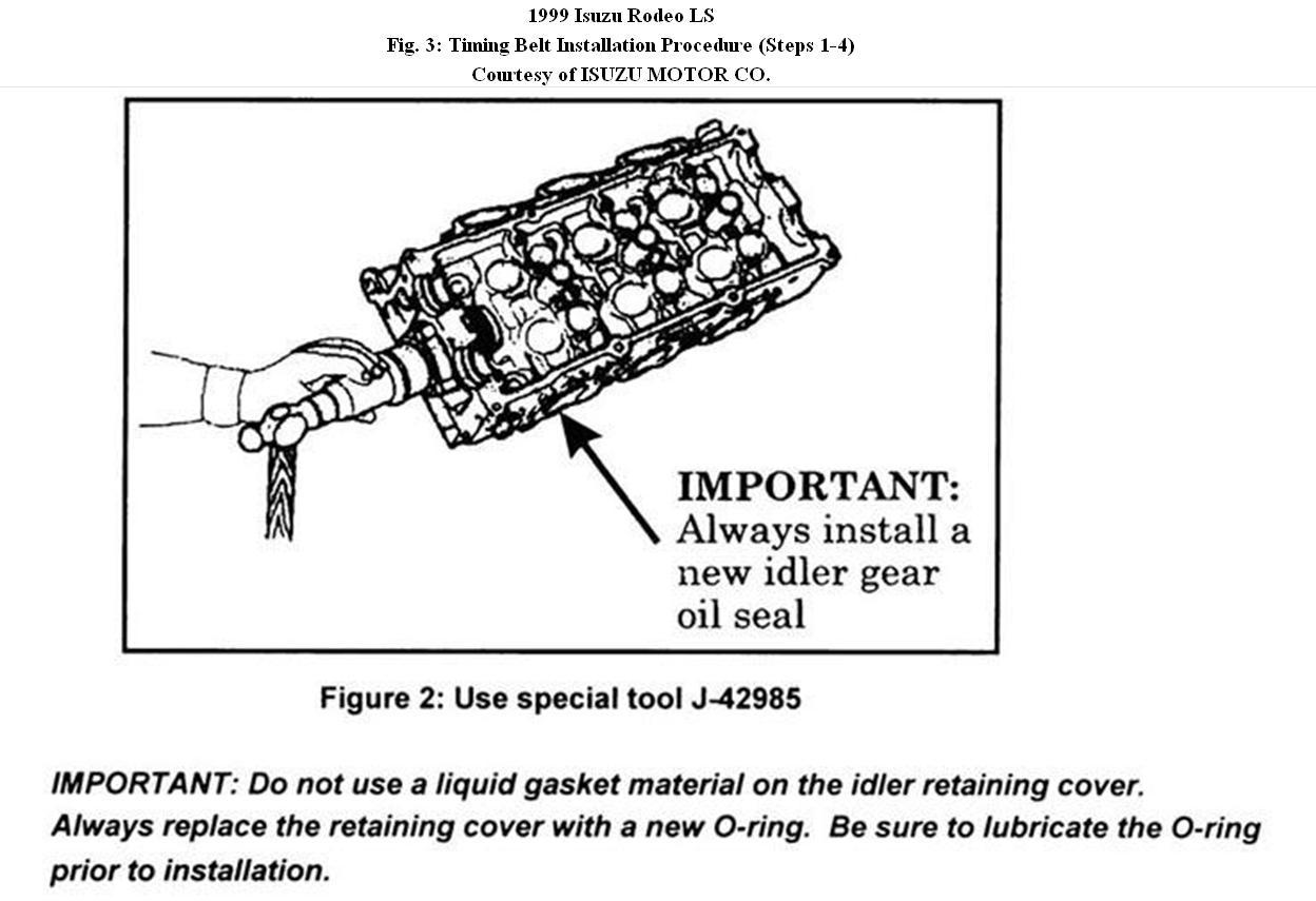 2000 isuzu rodeo engine diagram human eye simple cooling rotary