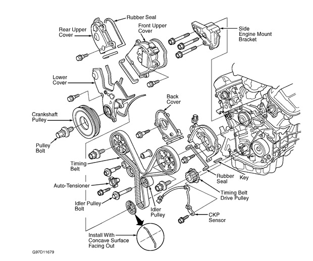 Timing Belt: How Do You Change the Timing Belt on a 99