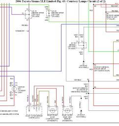 05 toyota sienna xle limited fuse box diagram 2004 toyota 2006 toyota sienna wiring diagram [ 1266 x 875 Pixel ]