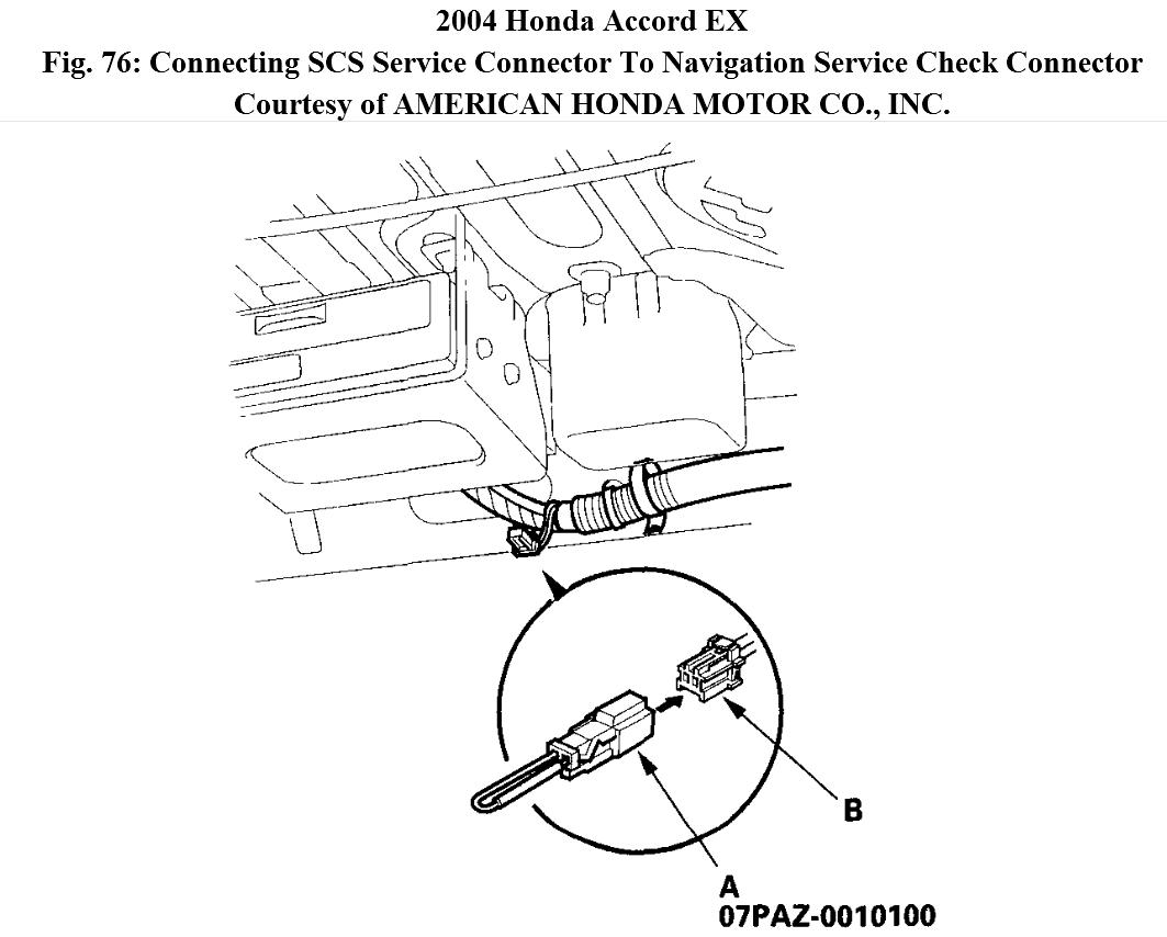 2003 Honda Accord Hvac Radio Clock Display Wiring Diagram