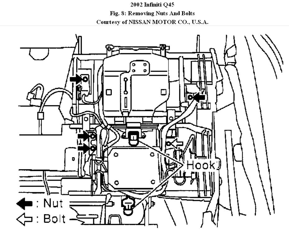 Service manual [How To Remove Front Passenger Seat 2002