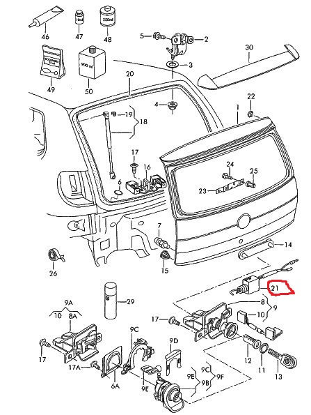 volkswagen fox wiring diagram 29 wiring diagram images