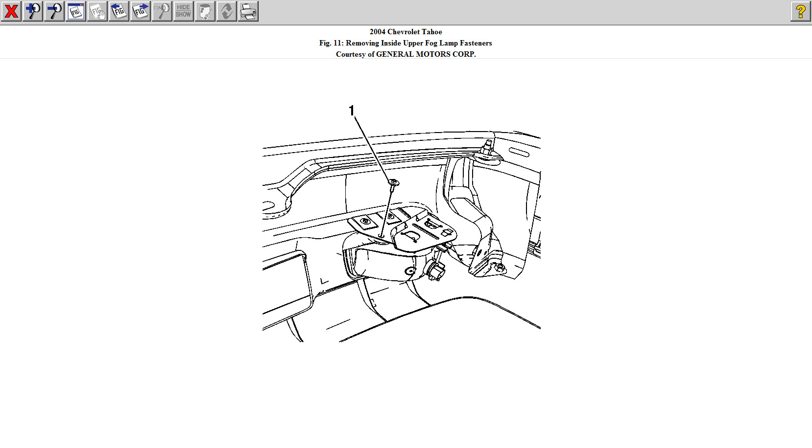 Ford Factory Stereo Installation Diagram