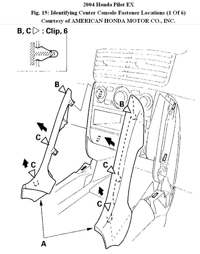 2004 Honda Accord Ex Wiring Diagram