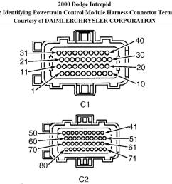 i need some advice on a fuel injector problemdodge intrepid wiring harness 12 [ 998 x 845 Pixel ]