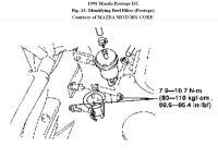 Mazda Familia Fuel Filter: Where Is Mazda Familia Fuel ...
