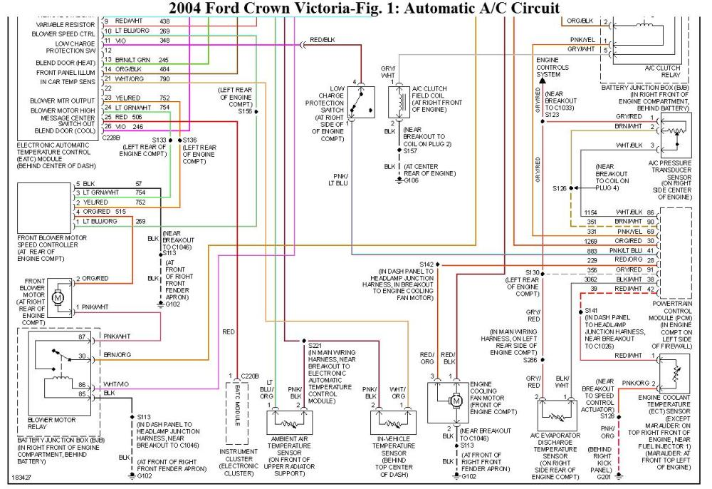 medium resolution of 2001 crown victoria window wiring diagram wiring diagram review 1999 crown victoria engine diagram crown victoria engine diagram