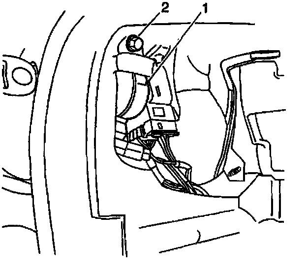 Service manual [2000 Pontiac Bonneville Ignition Switch