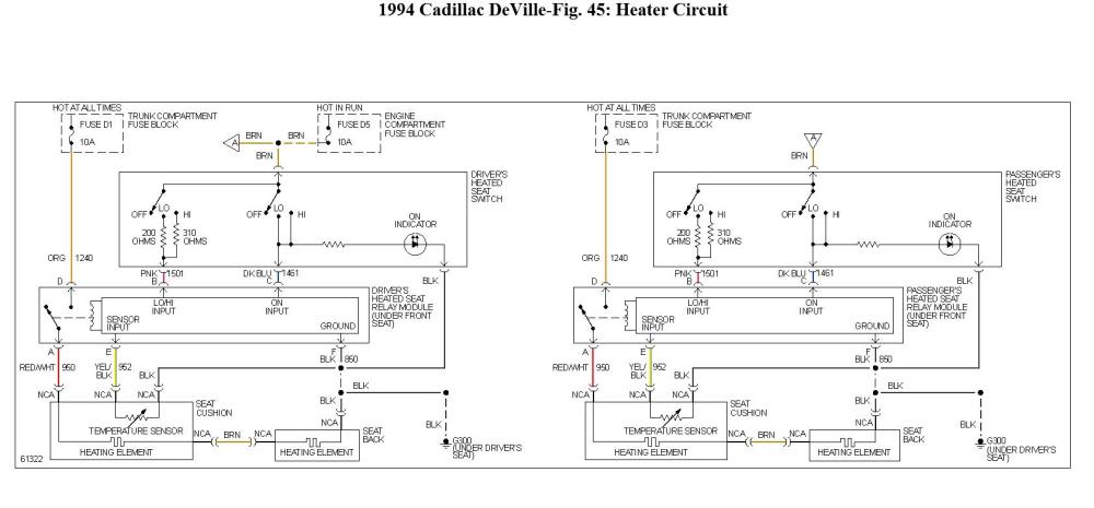 medium resolution of question 1994 cadillac deville fuse 5 60 amp maxifuse controls94 deville wiring diagram