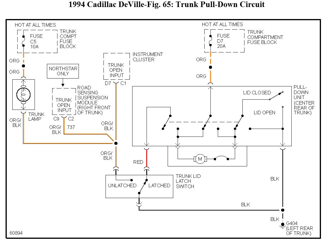 hight resolution of 1994 cadillac seville wiring diagram wiring diagram centrequestion 1994 cadillac deville fuse 5 60 amp