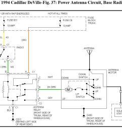 question 1994 cadillac deville fuse 5 60 amp maxifuse controls  [ 1114 x 836 Pixel ]