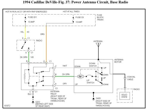 small resolution of question 1994 cadillac deville fuse 5 60 amp maxifuse controls