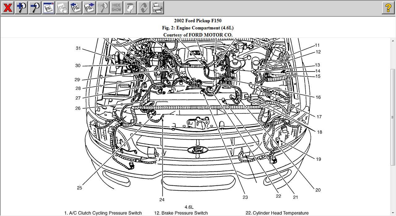 Service Engine Light: 2002 F150 4.6 Triton.replaced 2 Coil