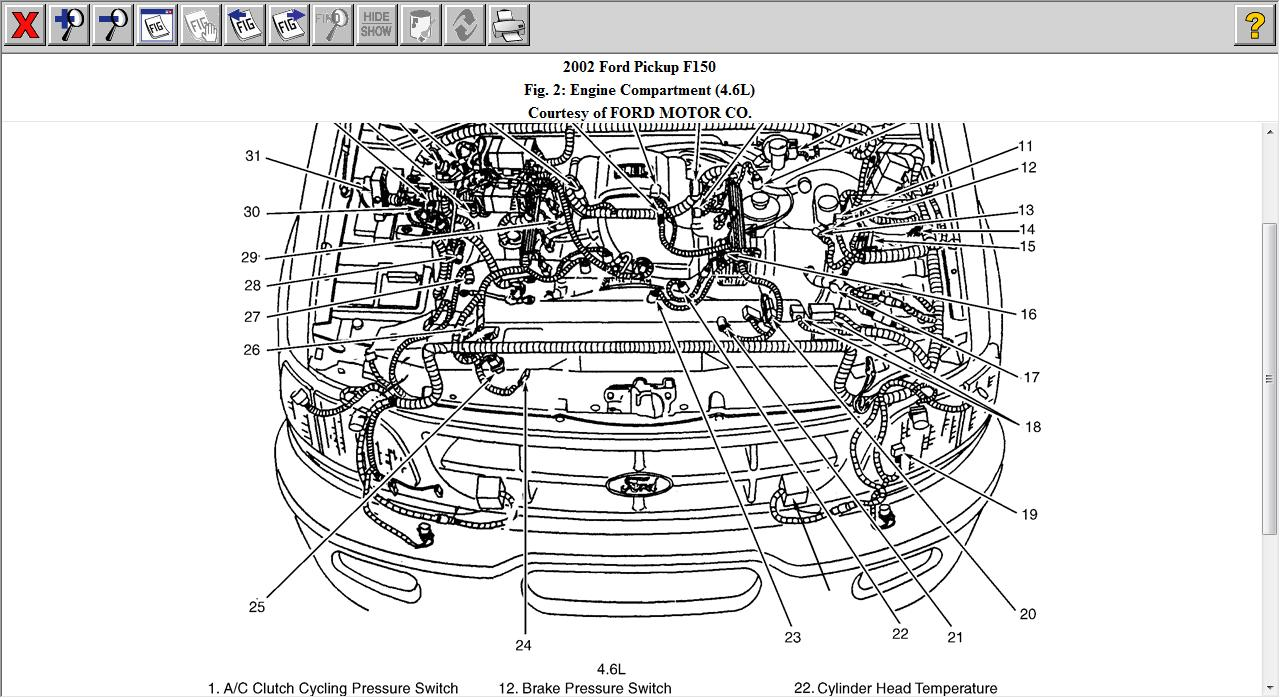 ford f 150 check engine light