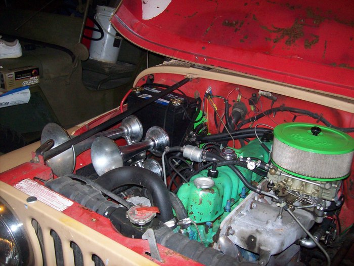 1975 Cj5 Wiring Diagram Cj 7 Engine Rattle When I Press The Gas Pedal Of My Jeep