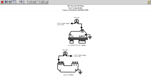 small resolution of 1987 s10 2 5l engine diagram product wiring diagrams u2022 1995 chevy s10 wiring diagram