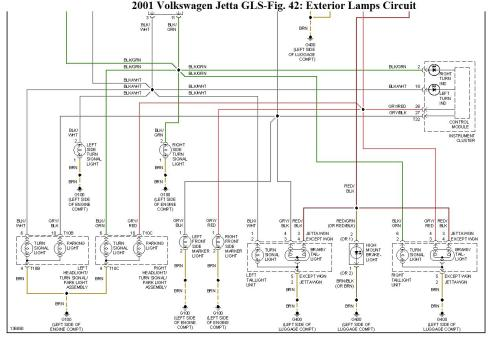 small resolution of vw tail light wiring diagram wiring diagram view 1999 vw beetle tail light wiring diagram