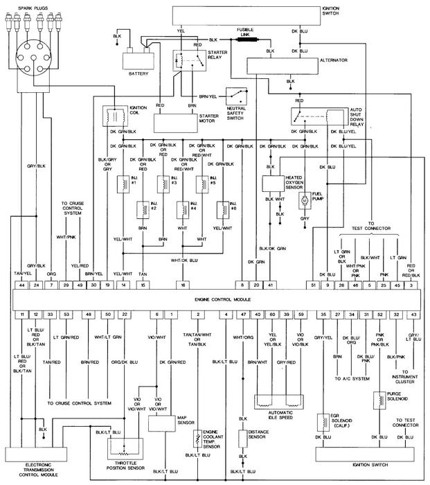 1989 Dodge Dynasty Wiring Diagram. Dodge. Wiring Diagrams