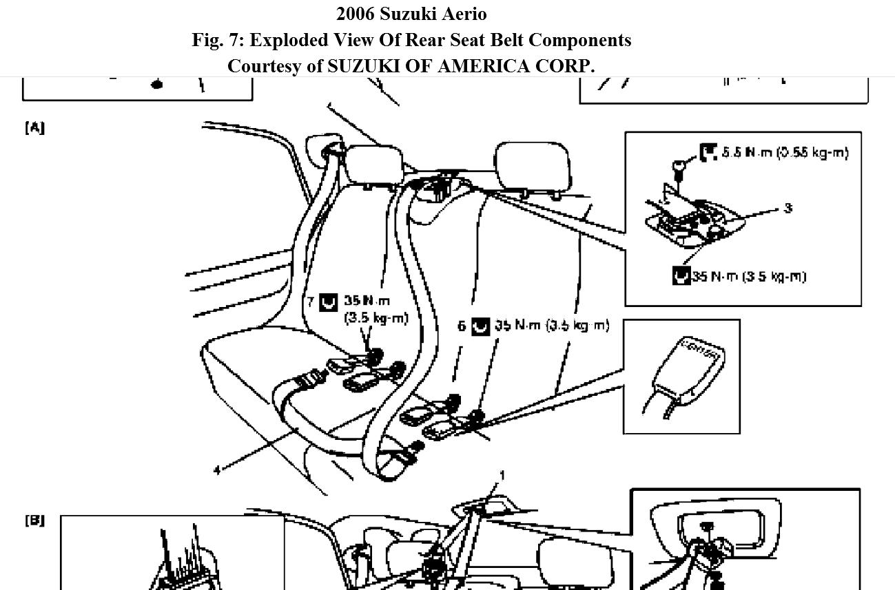 03 Suzuki Aerio Engine Diagram. Suzuki. Auto Wiring Diagram