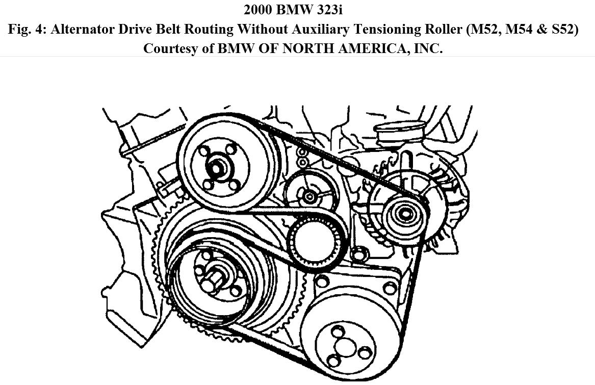 Need a Drive Belt Diagram Please, Water Pump Collapsed and