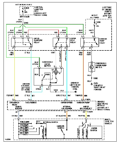 ford f 350 engine diagram plant and animal cell unlabeled f350 motor wiring all data 01 wiper not responding i am working on a rear axle