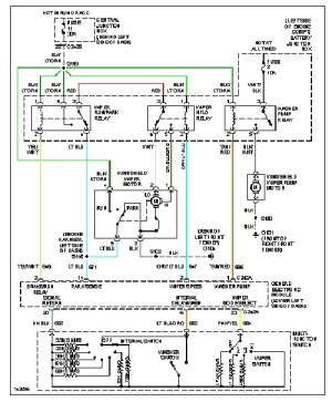 01 F350 Wiper Motor Not Responding: I Am Working on a 01
