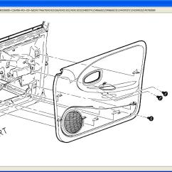 Car Window Parts Diagram Pajero Radio Wiring Door How Do You Take The Inside Panel Off