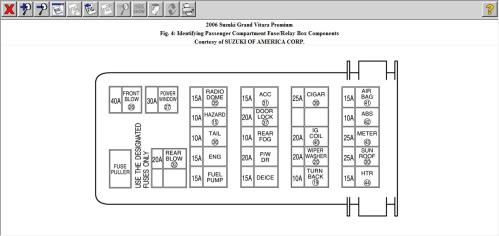 small resolution of 2006 grand vitara fuse box wiring diagram name2006 grand vitara fuse box wiring diagram show 2006