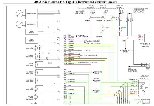 small resolution of fuel gauge and cluster wiring diagrams pleasekia wiring schematics 11