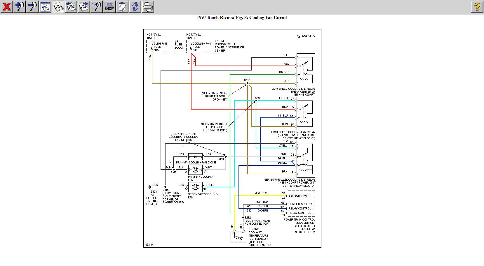 hight resolution of 97 buick riviera engine diagram