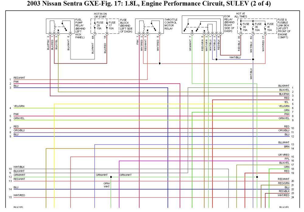 medium resolution of i need engine wiring diagrams need a pinout for ecu tcu wiring diagram qg18de wiring diagram qg18de