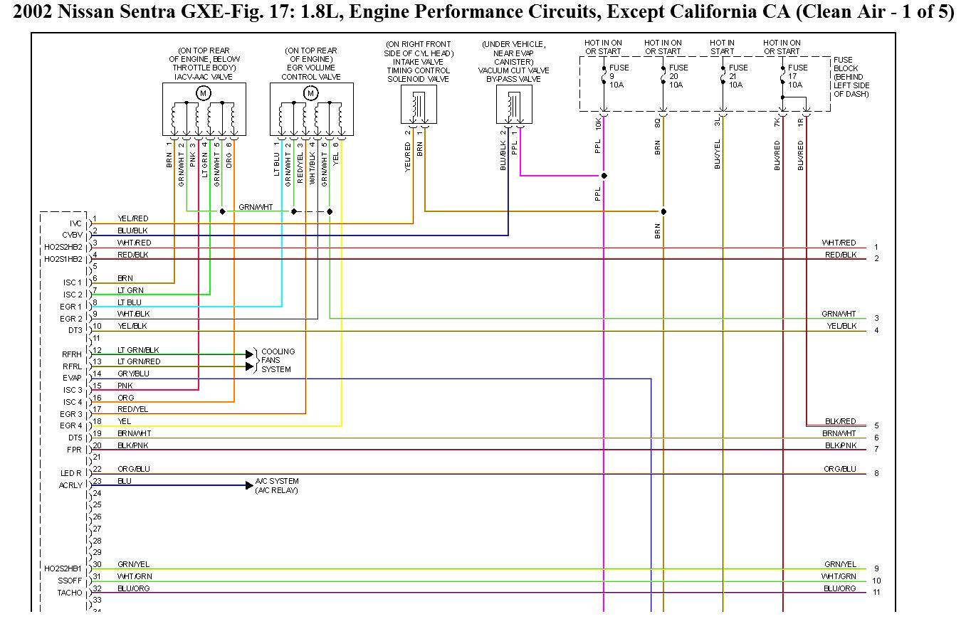 hight resolution of wrg 1669 2002 nissan sentra 1 8 wiring diagram 2002 nissan sentra 1 8 wiring