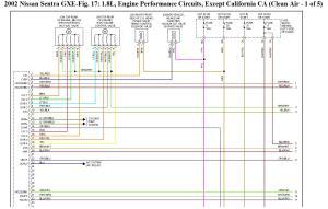 Wants a Wiring Diagram for Qg18vvt Ecu &tcu