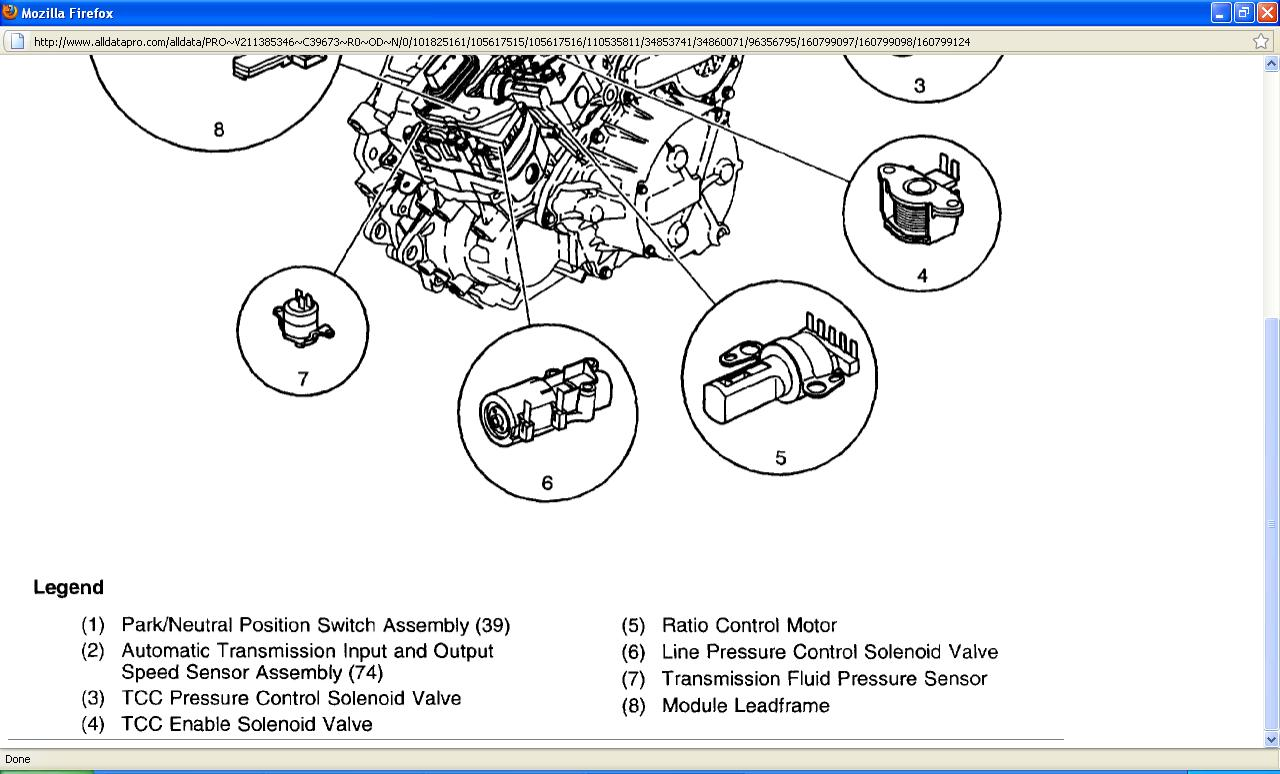 2003 saturn vue transmission wiring diagram warn winch wireless remote 3 0l engine power