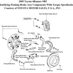 2006 Toyota 4runner Parts Diagram Vauxhall Astra Towbar Wiring Ke Pads Auto Catalog