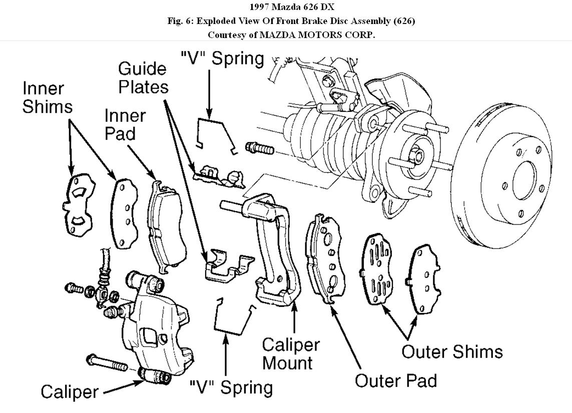 hight resolution of  disc pads image click to enlarge