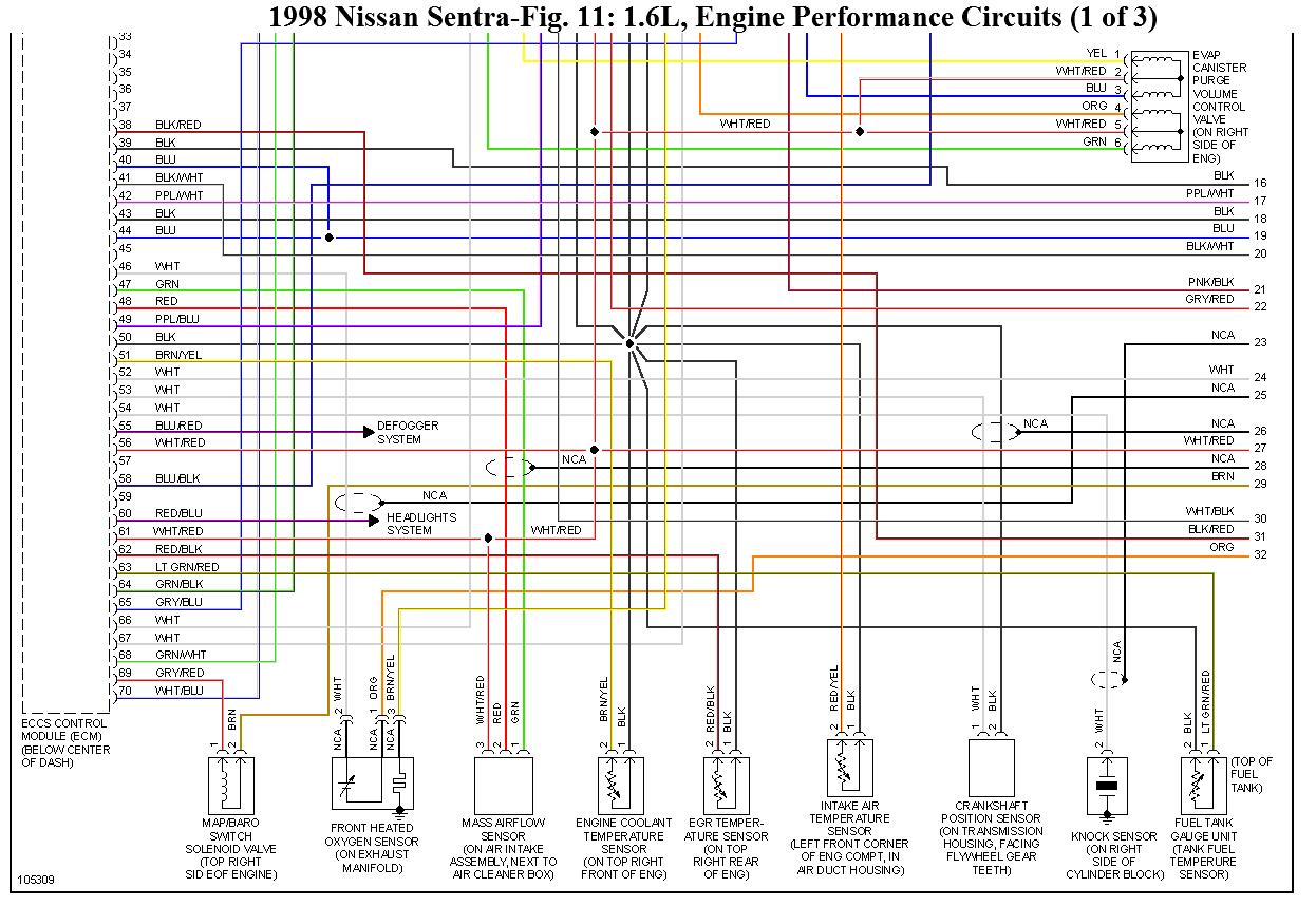 1996 nissan maxima stereo wiring diagram simple harley for motorcycles 1998 sentra engine  free